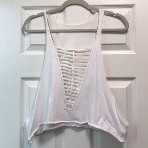 LF Cropped Ladder Tank
